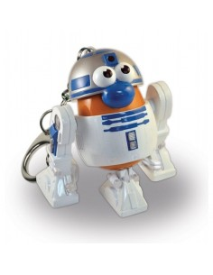 Llavero Mr. Potato R2D2 de Star Wars