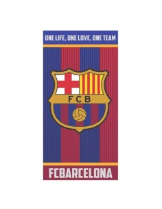Toalla Playa Algodón F.C. Barcelona