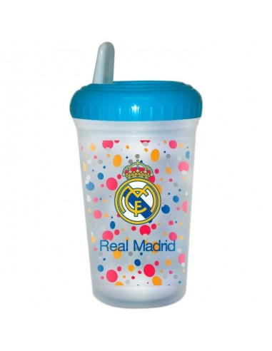 Vaso entrenamiento Real Madrid