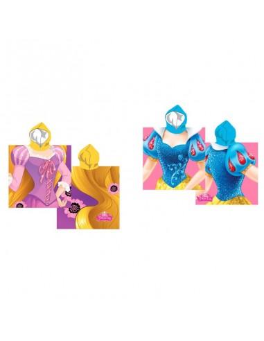 Poncho toalla Princesas Disney surtido - Imagen 1