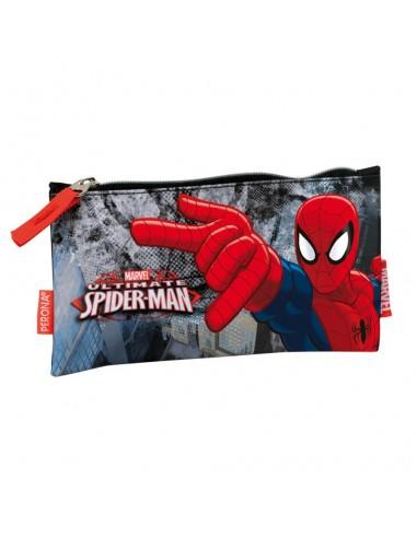 Portatodo Spider-Man Marvel Dark plano - Imagen 1