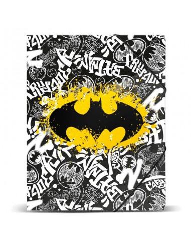 Carpeta A4 Batman DC Comics Tagsignal gomas - Imagen 1