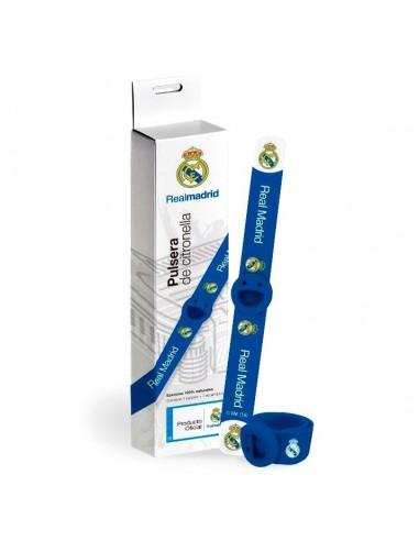 Pulsera antimosquitos Real Madrid