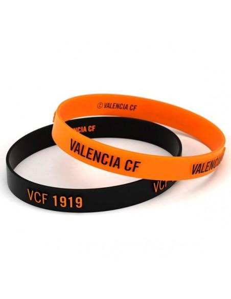 Pulsera embossed Valencia CF junior - Imagen 2