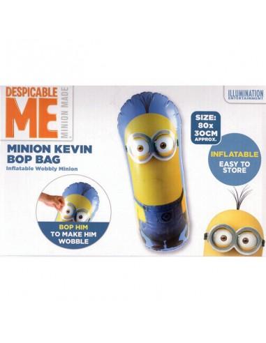 Hinchable tentetieso Minions Bop Bag 80cm surtido - Imagen 1