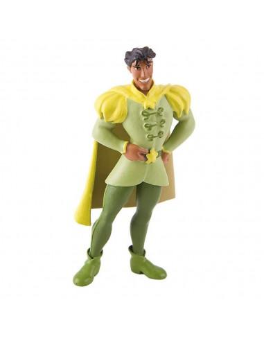 Figura Principe Naveen Tiana y el sapo - Imagen 1