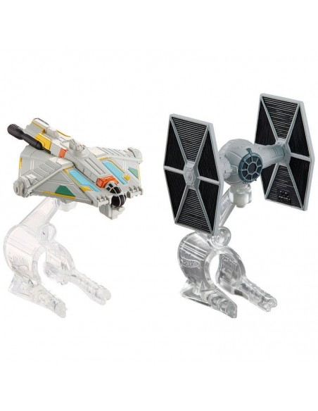 Blister The Fighter vs Ghost Star Wars Hot Wheels - Imagen 2