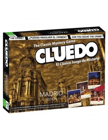 Juego cluedo Madrid - Imagen 1