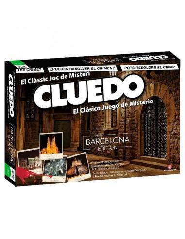 Juego Cluedo Barcelona - Imagen 1