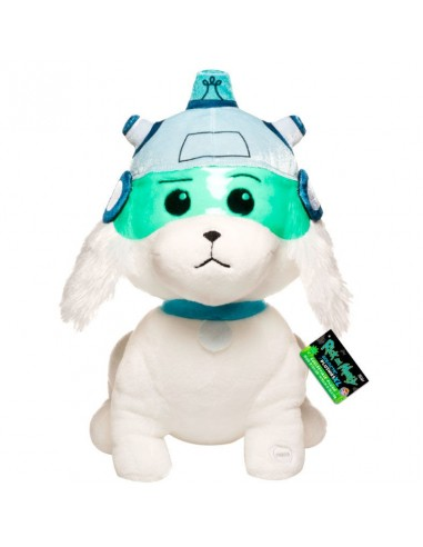 Peluche Rick & Morty Snowball with sound 30cm - Imagen 1