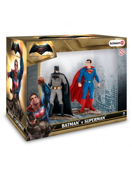 Figuras Batman vs Superman DC Comics - Imagen 1