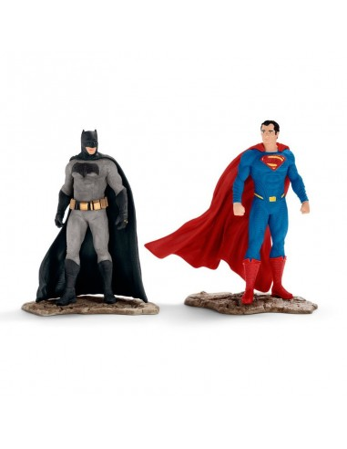 Figuras Batman vs Superman DC Comics - Imagen 2