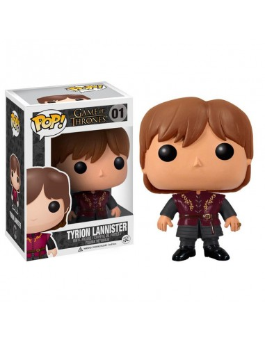 Figura POP Game of Thrones Tyrion Lannister - Imagen 1