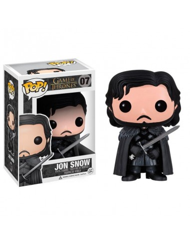 Figura POP Game of Thrones Jon Snow - Imagen 1