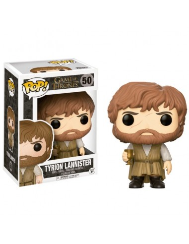 Figura POP Game of Thrones Tyrion Lannister Essos - Imagen 1