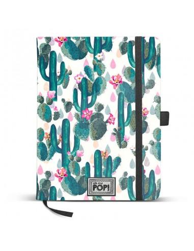 Diario Cactus Oh My Pop - Imagen 1