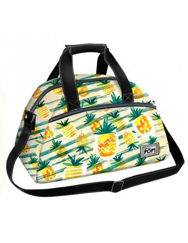 Bolsa deporte Ananas Oh My Pop 51cm - Imagen 1