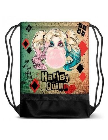 Saco Harley Quinn DC Comics Mad Love 48cm - Imagen 1