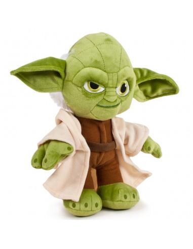 Peluche Star Wars Yoda soft 29cm - Imagen 1
