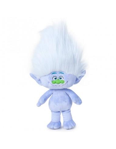 Regalos Infantiles - Peluche Guy Diamond de Los Trolls con 38 cm.