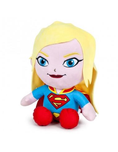 Peluche Supergirl DC Comics 35 cm.