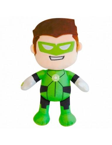 Peluche Linterna Verde DC Comics con 30 cm.