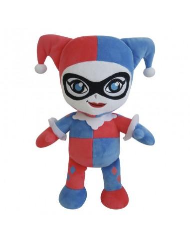 Peluche Harley Quinn de Batman DC Comics 30 cm. - Regalos Infantiles
