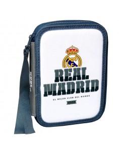 Estuche doble completo Real Madrid