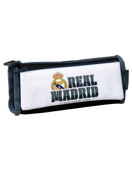 Estuche Portatodo doble del Real Madrid