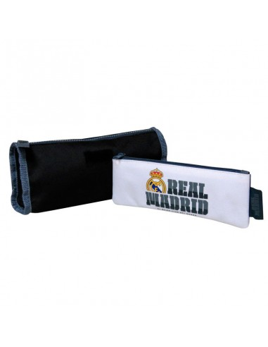 Estuche Portatodo doble del Real Madrid