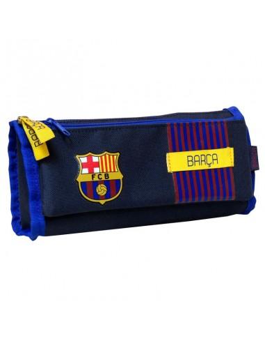 Portatodo Estuche doble oficial del F.C. Barcelona