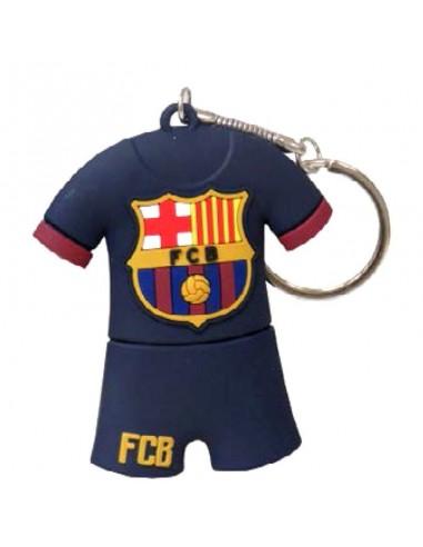 Memoria USB camiseta F.C Barcelona 8GB - Imagen 1