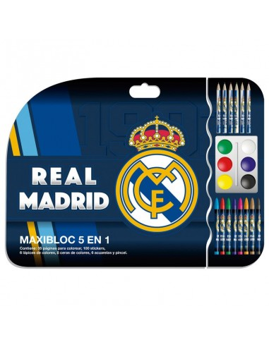Maxibloc Real Madrid - Imagen 1