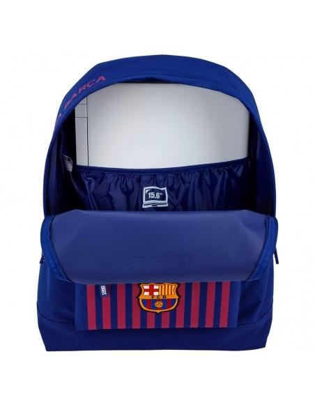 Mochila 43 cm. oficial FC Barcelona