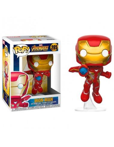 Figura POP Marvel Avengers Infinity War Iron Man with Wings - Imagen 1