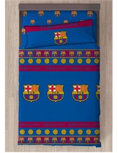 Juego sábanas del F.C. Barcelona