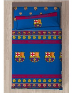 Sábanas 135 cm. F.C. Barcelona