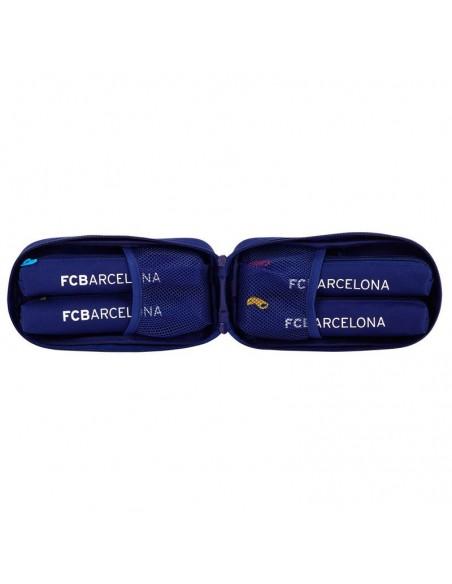 Estuche Mochila 4 en 1 oficial del F.C. Barcelona 2