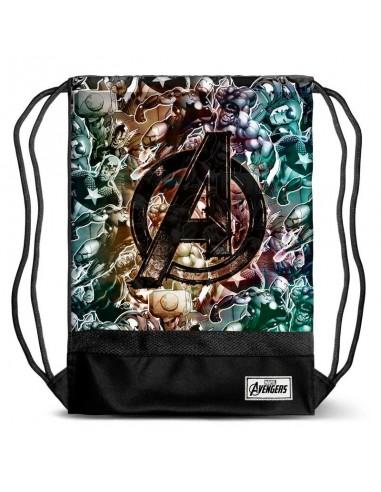 Saco Vengadores Avengers Marvel Assemble 48cm - Imagen 1