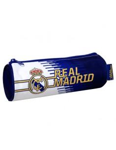 Estuche redondo del Real Madrid