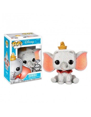 Figura POP Disney Dumbo Glitter Exclusive - Imagen 1
