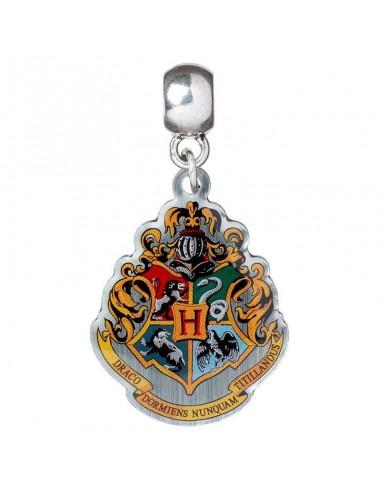 Colgante charm Hogwarts Crest Harry Potter - Imagen 1