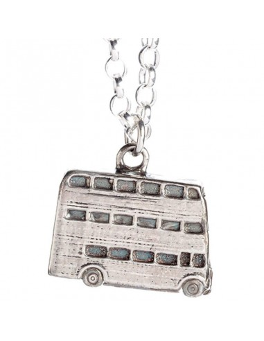 Colgante Knight Bus Harry Potter plata - Imagen 1