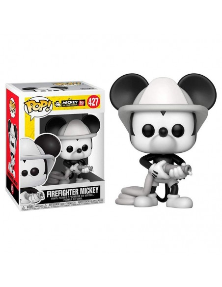 Figura Funko POP Disney Mickey Firefighter