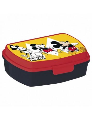 Sandwichera Mickey Mouse 90 Aniversario