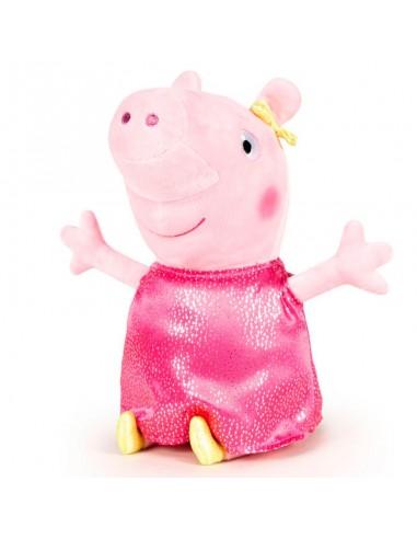 Peluche 40 cm. de Peppa Pig