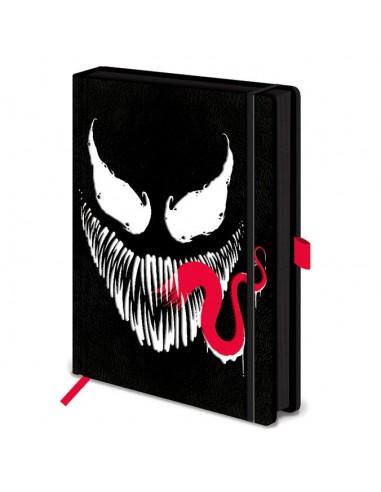 Cuaderno A5 Venom Marvel - Imagen 1