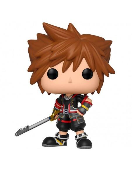 Figura POP Disney Kingdom Hearts 3 Sora - Imagen 2