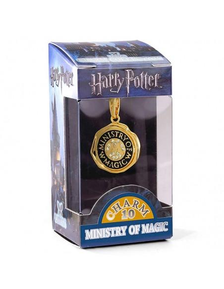 Colgante charm Ministerio de Magia Harry Potter - Imagen 3