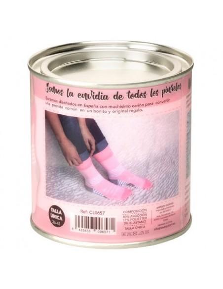 Calcetines Siempre Juntos rosa - Imagen 4